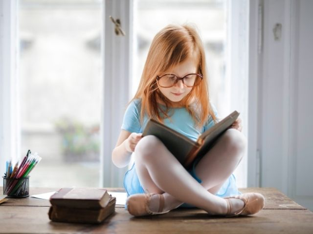 親は子どもに「ごはんの本」を選んであげる