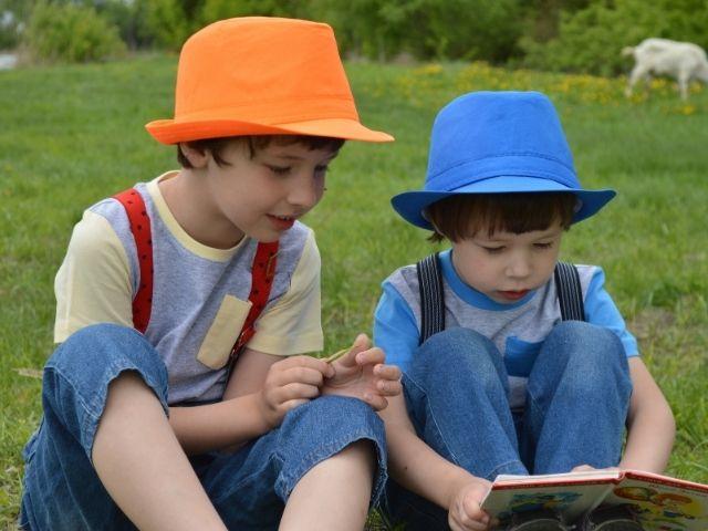 子どもを 本好きにする 10の秘訣 (1)