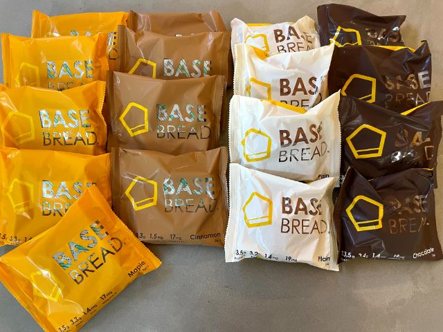BASE FOOD BASE BREADスタートセット
