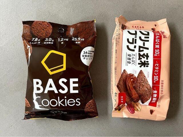 ベースクッキーを競合と比較
